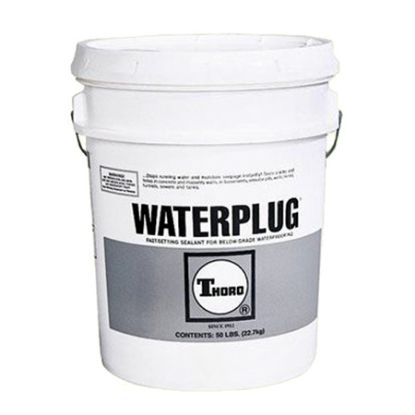 THORO WATERPLUG - 50LB PAIL THWPG5