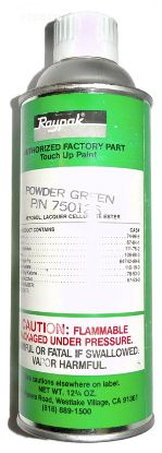 TOUCH-UP PAINT (GREEN 750125